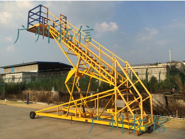 广州大型升降梯飞机维修梯6.5米
