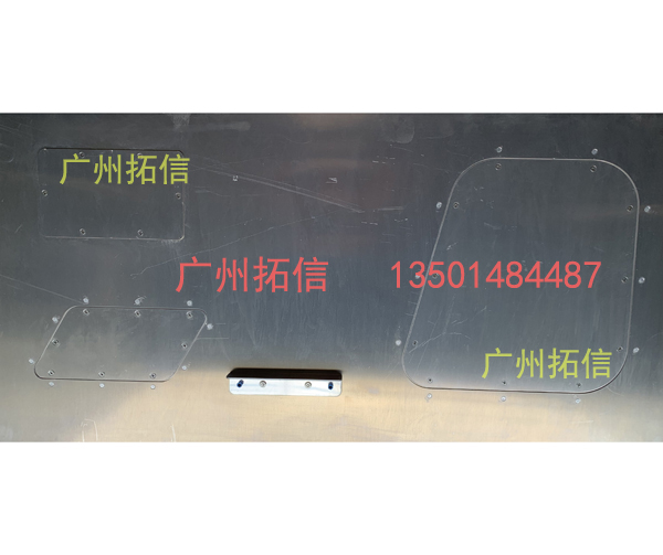 广西147项目封胶训练台架